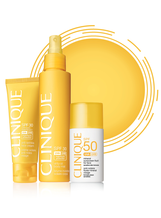 Clinique Sun