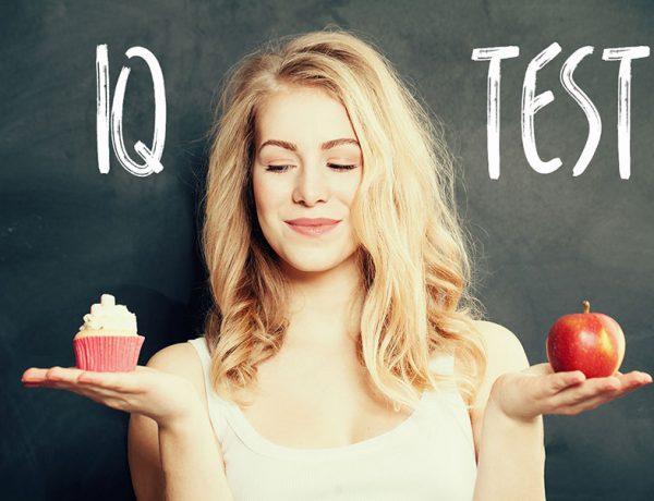Quiz IQBeaute test