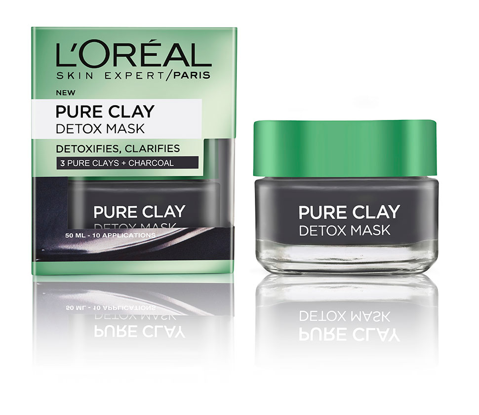 Pure Clay Mask Detox