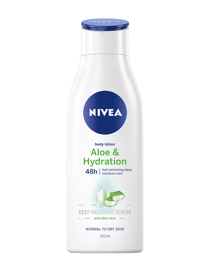 NIVEA Body Aloe Hydration Lotion