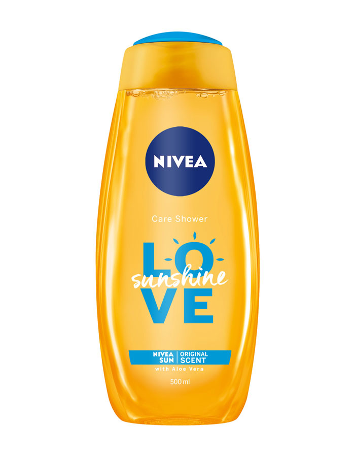 NIVEA Shower Love Sunshine