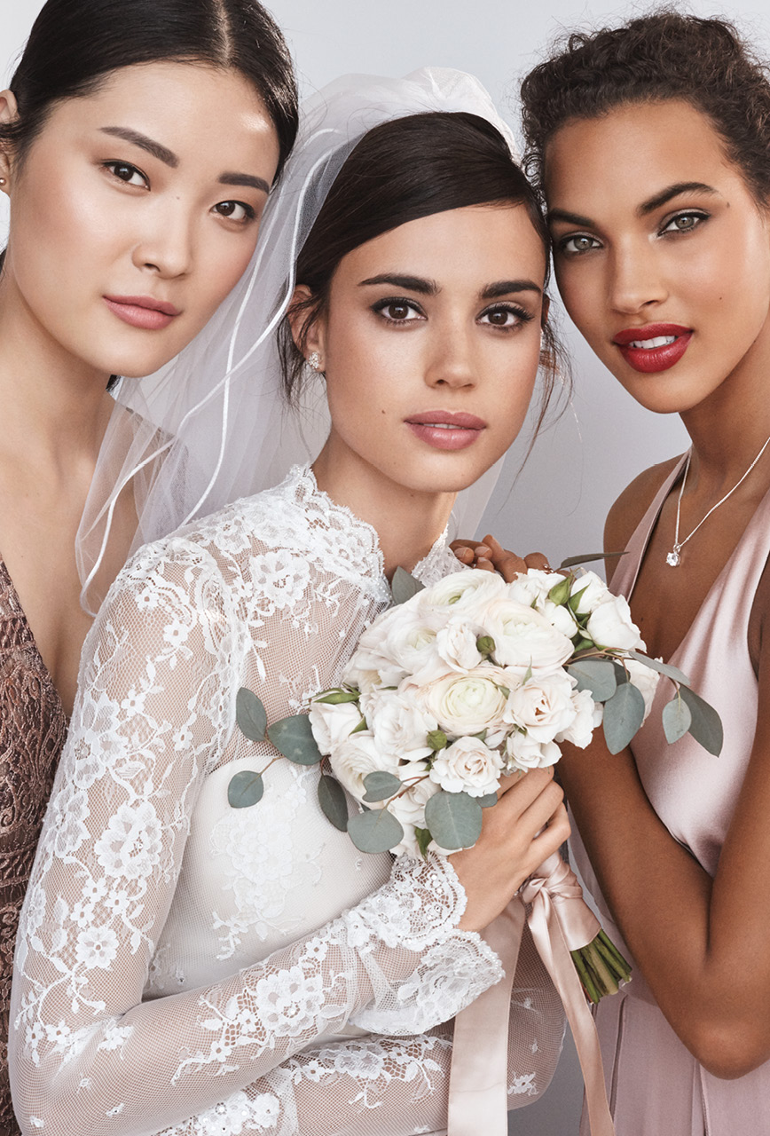 Bobbi Brown Bridal Look