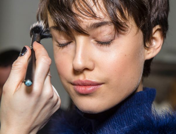 Make up trends Winter 2018