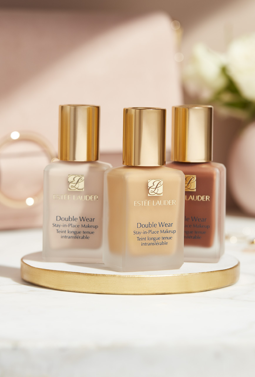 #doublewear make up της Estee Lauder