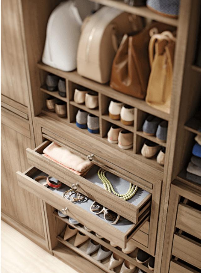 Πώς να οργανώσετε τις ντουλάπες σας