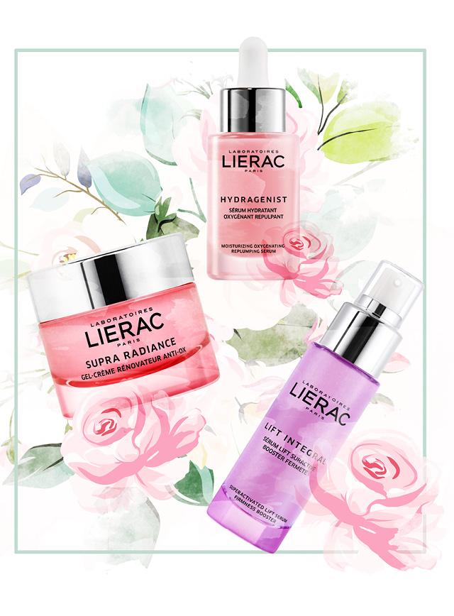 Lierac Οι καλύτερες κρέμες της Lierac