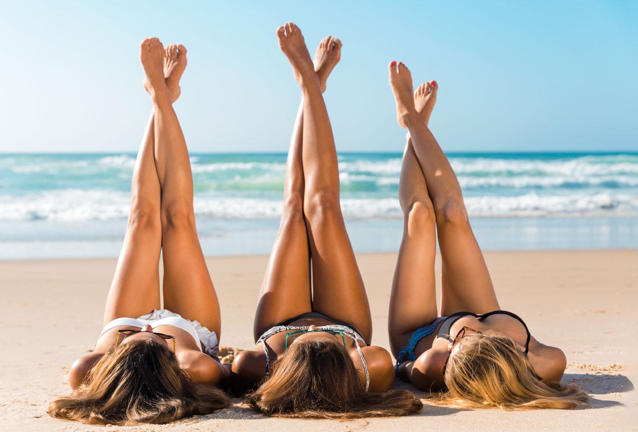 Δίαιτα εξπρές πριν από την παραλία