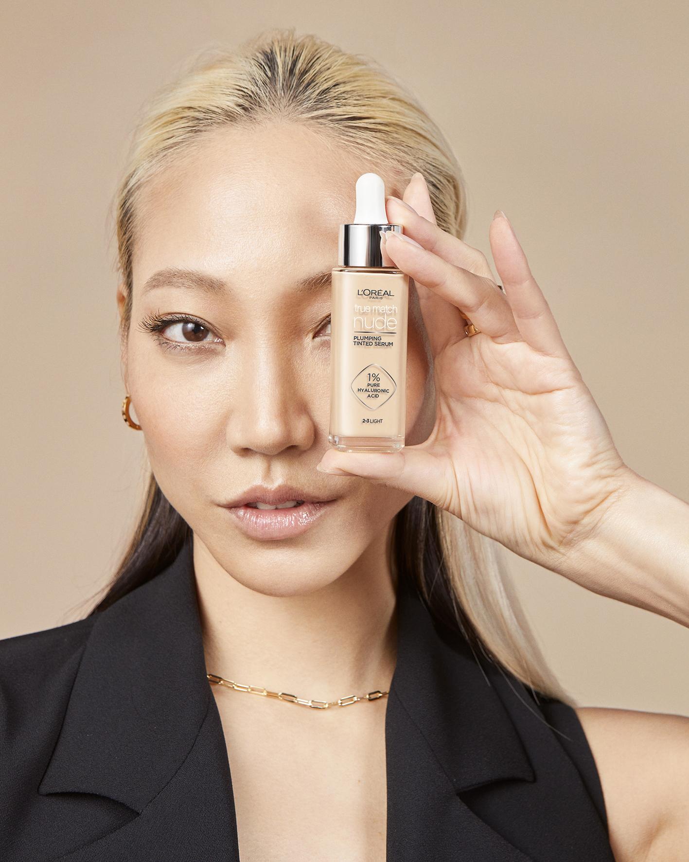 True Match Nude Plumping Tinted Serum L'Oréal Paris